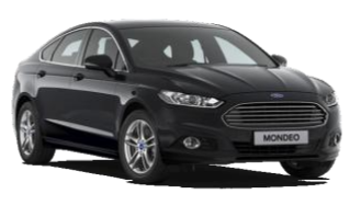 Rent a New Ford Mondeo (Fusion)