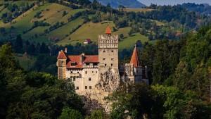 Dracula Castle in Bran (Transylvania)