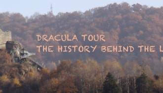 DRACULA TOUR – THE HISTORY BEHIND THE LEGEND